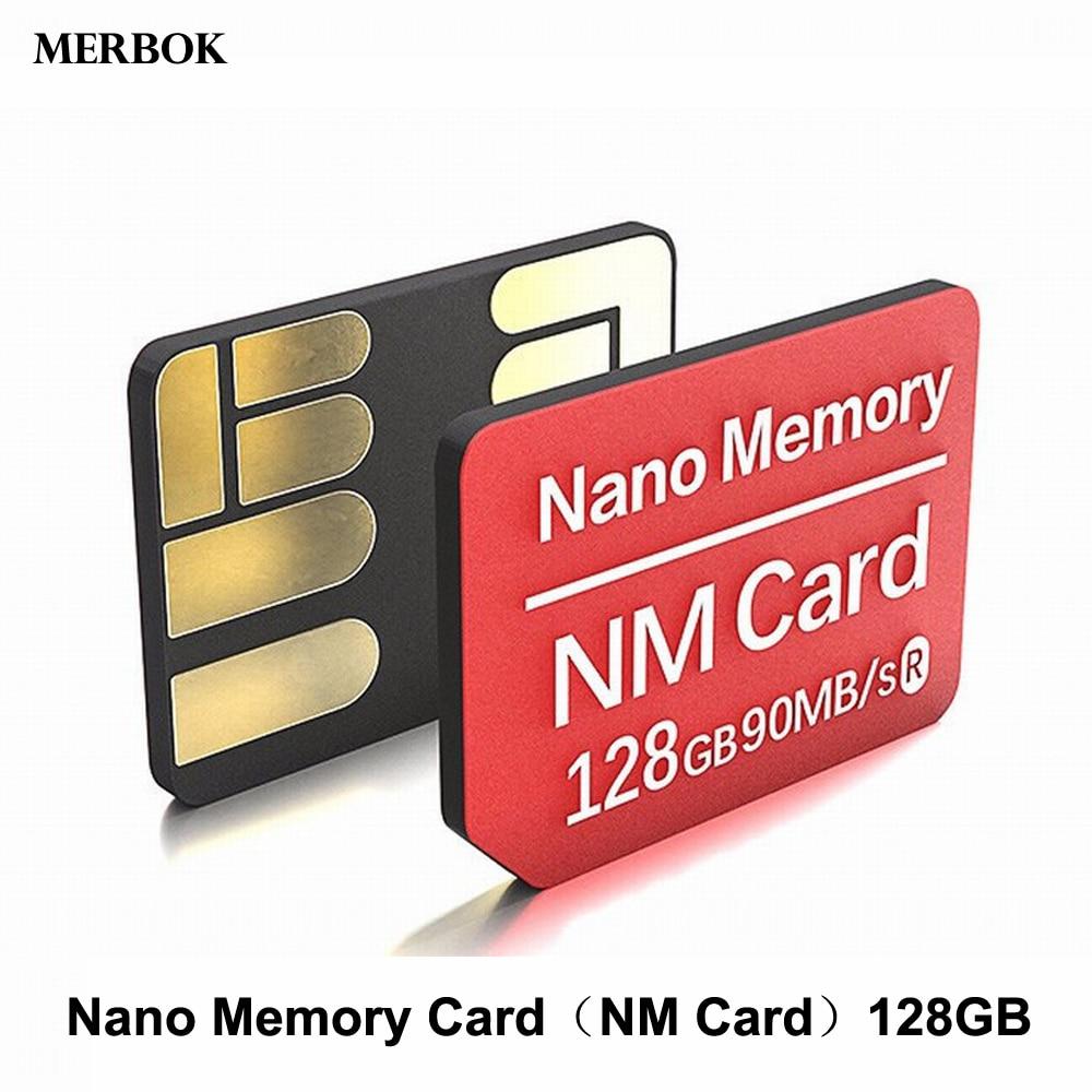 20 For Huawei Mate 20 / Mate20 Pro NM Card 128GB Nano Memory Card Mobile Phone Computer Dual-use USB3.0 High Speed NM-Card Reader (1)