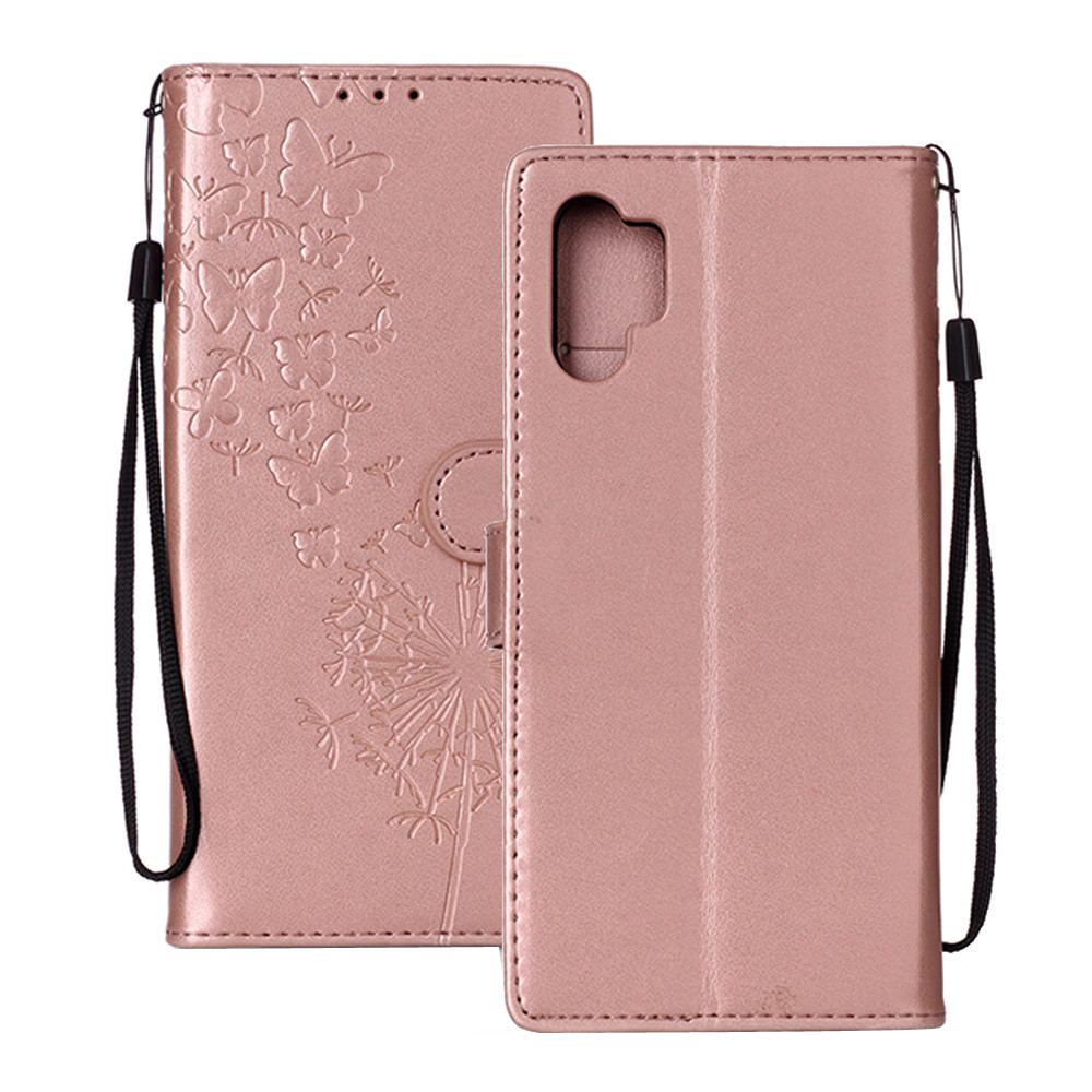 Case For Samsung Galaxy Note 10 Plus 6.8Inch Leather Phone Flip Stand Case Cover Wallet Case For Samsung Galaxy Note 10 Plus