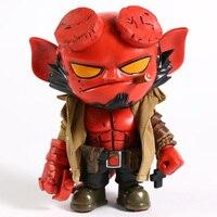 Dark Horse Hellboy Q Version PVC Figure Collectible Model Toy Doll