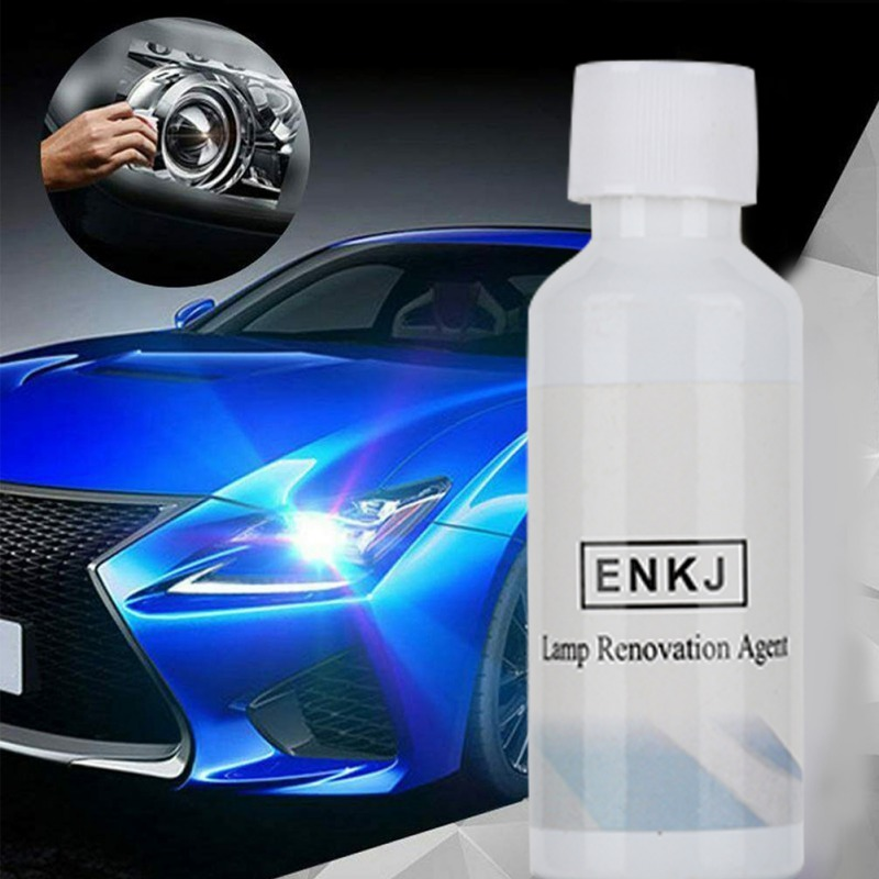 50ml Car Scratch Remover Car Headlight Paint Scratch Remover Polishing Repair For Various Cars