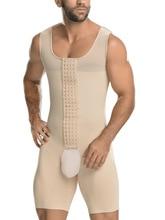 Męskie Body Shapewear kontrola brzucha kompresja odchudzanie urządzenie do modelowania sylwetki trening Abs podkoszulki brzucha Slim Fit dokręcić gorset