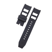 26mm silicone watch strap for Invicta Russian Diver Model 1090 1436 1088 51.5mm watchband bracelet belt comfortable waterproof(China)