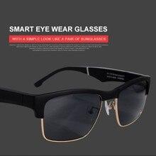 Высокое качество Водонепроницаемый Bluetooth Смарт-очки громкой связи музыка солнцезащитные очки для IPhone Android