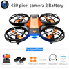 480P camera 2battery