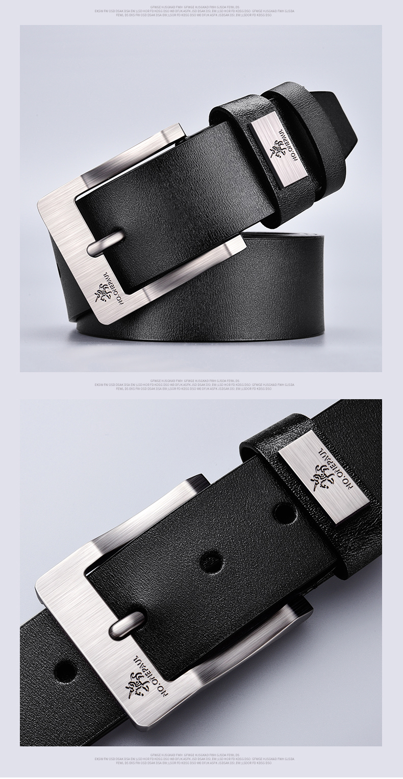 H1346d11a2f344deeaf1c2c2c0f78802cr - NO.ONEPAUL cow genuine leather luxury strap male belts for men new fashion classice vintage pin buckle men belt High Quality