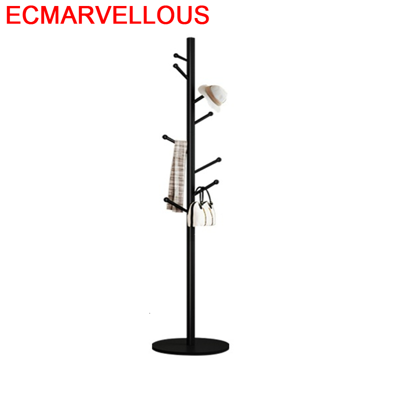 Para La Ropa Sur Pied Pared Colgador Porte Manteau Mural Decoratif Perchero De Pie Cintre Cabide Wieszak Coat Rack Clothes Stand
