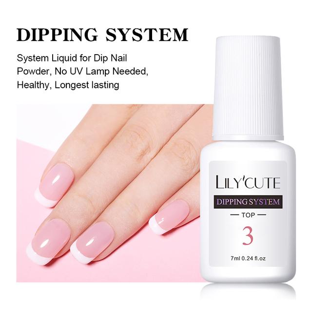 LILYCUTE 7ml Dipping Nail Powder