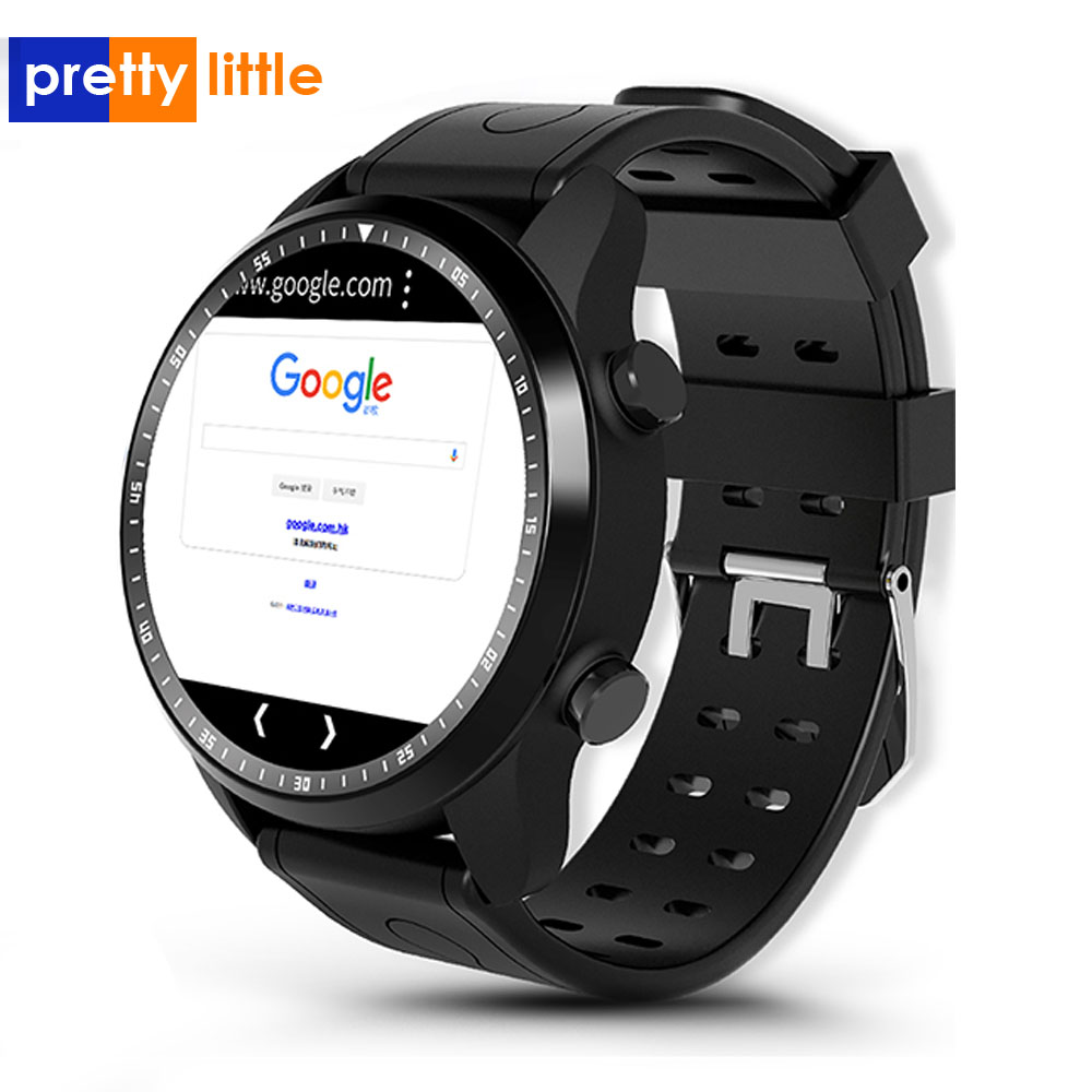Smart Watch 4G IP67 Waterproof Smartwatch Wifi GPS 1GB+16GB Watch Support Whatsapp Facebook Youtube