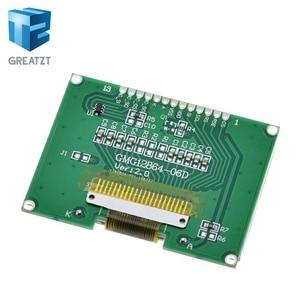 Image 5 - Great zt Lcd12864 12864 06D, 12864, وحدة LCD, COG, مع الخط الصيني, شاشة مصفوفة نقطة, واجهة SPI
