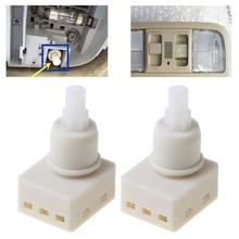 2 Pcs  Interior Dome Light Lamp Switch Sensor Fit for Honda Accord CR-V Pilot Odyssey Pilot Ridgeline Acura TSX 34404-SDA-A21