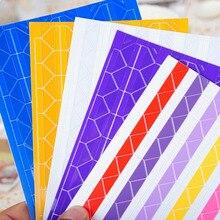 Paper-Stickers Photo-Albums-Frame Scrapbooking Corner Pictures Home-Decoration for 4set--408pcs