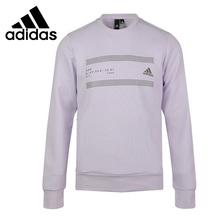 Oryginalny nowy nabytek Adidas O1 GFX SWT LIN męskie swetry koszulki odzież sportowa tanie tanio Pasuje prawda na wymiar weź swój normalny rozmiar Oddychająca FM9390