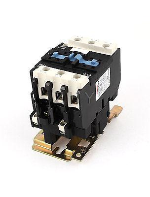 220V Coil Volt Air Condition 3 Phrase 1NO 1NC AC Contactor CJX2 6511 - 2