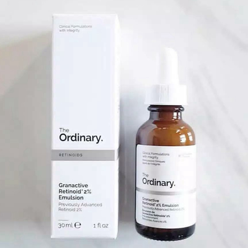 The Ordinary Retinoid 2% Vitamin A Derivative Anti-aging Face Serum Reducing Fine Lines Dullness Brightening Facial Skin Care