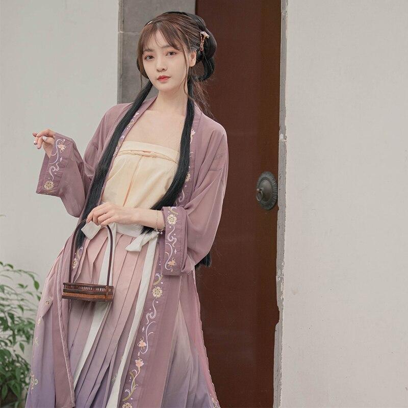 H134a0aeb1b9e4251ba246f1a6aea479dl - ชุดจีนโบราณ เครื่องแต่งกายจีนสมัยก่อน ชุดฮั่นฝู Hanfu ชุดจีนดั้งเดิม เสื้อผ้าผู้หญิงจีนโบราณ