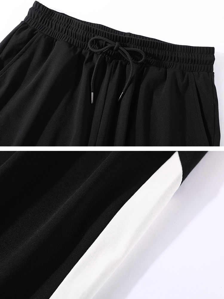 Pioneer Camp Summer Causal Shorts Men Streetwear Hip Hop Fashion Black Men's Sweatpants 2020 ADK0208010