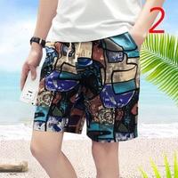 Summer casual pants shorts summer 5 five points loose pants