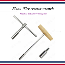 Piano tuning tools accessories - Piano Wire reverse wrench,Fracture and remove tuning pin,Soundboard repair tool - Piano parts щетка зуб oral b ultrathin черный чай экстра мягкая