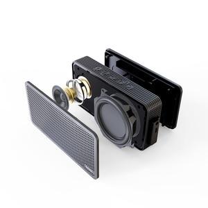 Image 2 - AUSVERKAUF DOSS Tragbare Bluetooth Lautsprecher Outdoor Wireless Lautsprecher 3,7 V 1000mAH Build in Mic Für telefon PC computer