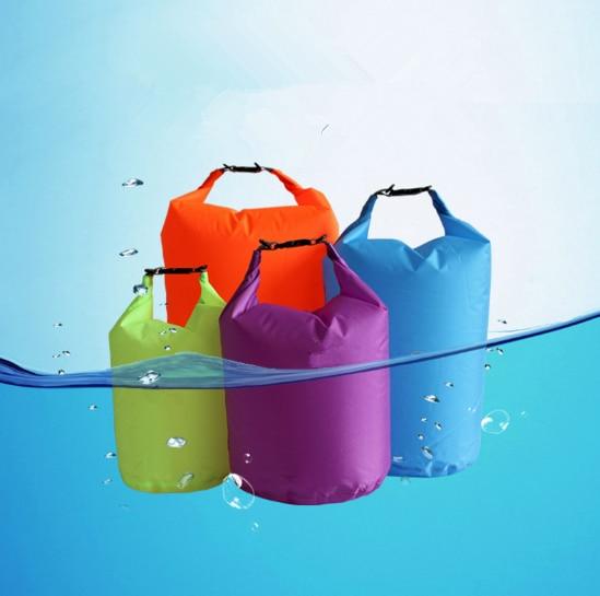5L Outdoor Dry Waterproof Bag Dry Bag Sack Waterproof Floating Dry Gear Bags For Boating Fishing Rafting Swimming