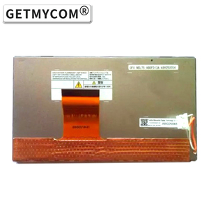 ЖК-экран LT065CA45300 LTA065B0F0F LT065AB3D300 для NTG2.5 Comand автомобильная навигация, новый оригинальный ЖК-монитор 6,5 дюйма