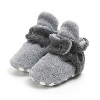 Autumn Winter Newborn Baby Shoes Boys Girl Cotton Shoes Warm Soft Bottom Casual Shoes for 0-1 Years Toddler Shoes цена 2017