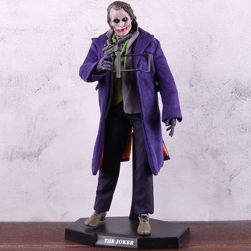 Batman The Dark Knight The Joker 20 DX11 1/6th Scale Collectible Figure Joker Action Figure Hot Toys for Boys Gift 30cm 1