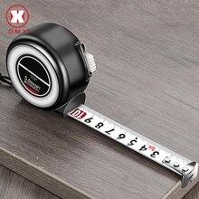 3/5/75m self locking tape measure roulette double sided steel