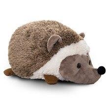Fancytrader 28 ''Большой Мягкий Имитация животного Ежик плюшевые игрушки мягкие мультфильм ежики кукла подушка ребенок подарок 70 см
