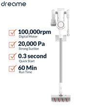 Dreame Vacuum-Cleaner Carpet CYCLONE-FILTER Dust-Collector Cordless Xiaomi Handheld Portable
