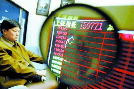 股票在上涨与下跌前的先兆