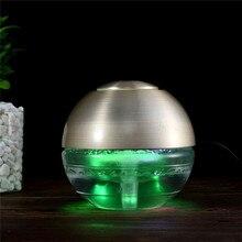 Purificador de aire portátil con carga USB, filtro HEPA, elimina el polvo, humo, limpiador de aire con luz LED nocturna, difusor de aceite esencial P49