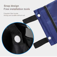 Storage Bag Scooter Storage Bag Dustproof Storage Pouch With Reflective Strip For M365 Pro Scooters Motorcycles Bicycles