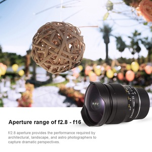 Image 3 - TTArtisan 11mm F2.8 Full Fame Ultra Wide Fisheye Manual Lens for Sony E mount A7II A7RII A7SII A6300 A6500 for Nikon Z Mount