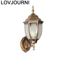 Sconce Coiffeuse Avec Miroir Bathroom Lamp Wandlampen Aplique Luz Lampara De Pared Interior Applique Murale Luminaire Wall Light