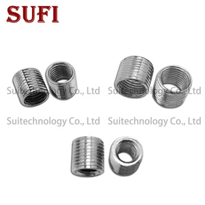 5pcs internal and external teeth adapter screw M14 M12 M10 M8 M6 wire opening conversion screw M10*1 external teeth For DIY