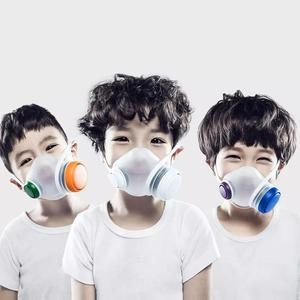 Image 3 - עבור youpin Woobi Dustproof אנטי ערפל ונושם פנים מסכות 96% סינון מסכות תכונות
