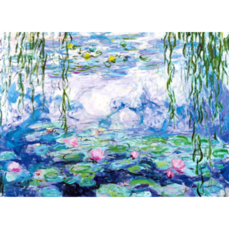 MaxRenard Jigsaw Puzzles 1000 Pieces 50*70cm The Kiss Wooden Assembling Painting World Masterpiece Puzzles Toys for Adults Games 21