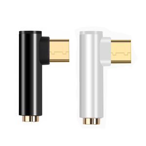 Mini Portable Type-C Male To 3.5mm Jack Female USB C Earphone Adapter AUX Audio Cable Converter For Xiaomi 6,Letv 2,2 Pro,max 2