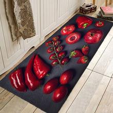 Свежий фруктовый сок шаблон коврики для прихожей кухонной и