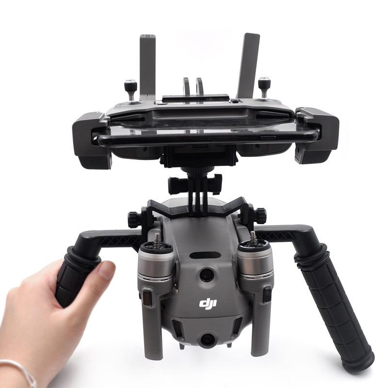 Startrc dji yulai Mavic2 Zoom/Pro double stabilisateur de tête de berceau portable accessoires