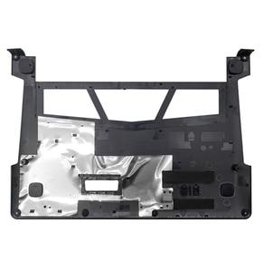 Image 3 - Neue Original Für Lenovo Y400 Y400N Y410P Y430P LCD Front Rahmen Lünette Bottom Basis Bottom HDD Ram Abdeckung