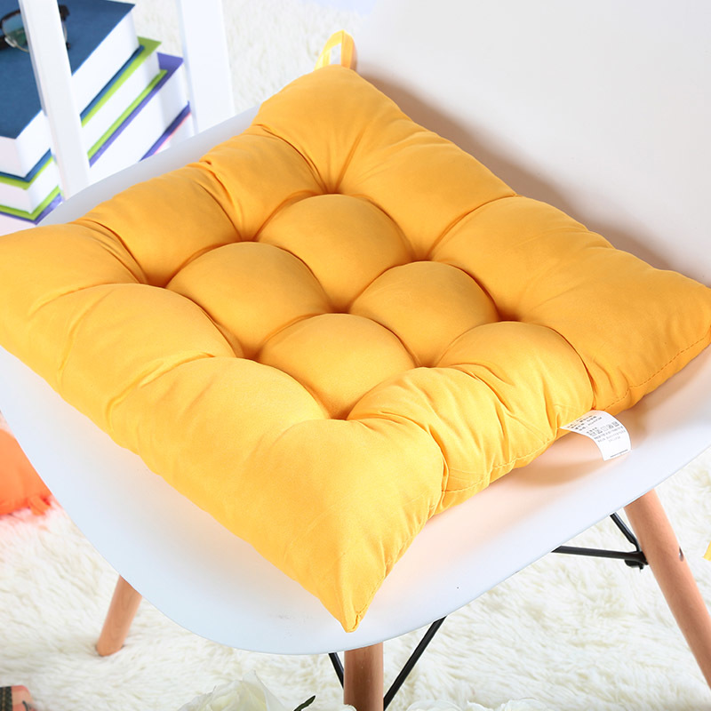 Chair Cushions Floor-Pillow Elastic Home-Decor Thick Outdoor Modern Square Car Fabric title=