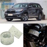 SmRKE Für Toyota Highlander Auto Auto Stoßdämpfer Frühling Buffer Auto Power Cushion Dämpfer Vorne/Hinten High Qualität SEBS