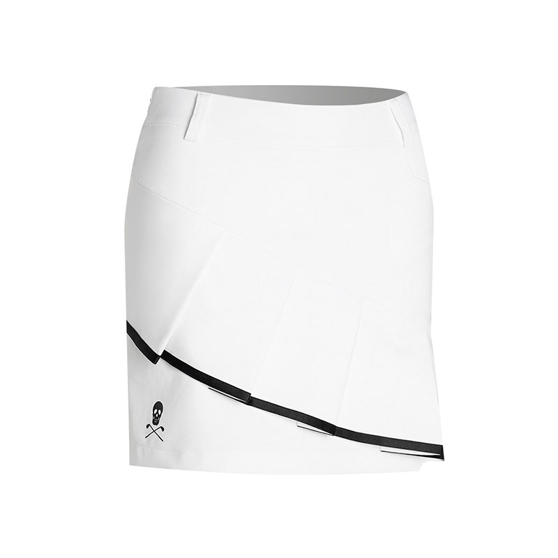 Spring Summer Women's Short Skirt New Sports Clothes Casual Outdoor Sports Girl Golf Skirt Free Shipping