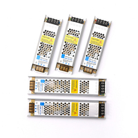 SUSWE LED fuente de alimentación 12 V 2,5 A 60 W 4,2 W 100 W 6.25a 150 W 8.3a 200W 12.5a 300W 16.7a 400 W ultra delgado en silencio de la fuente de alimentación