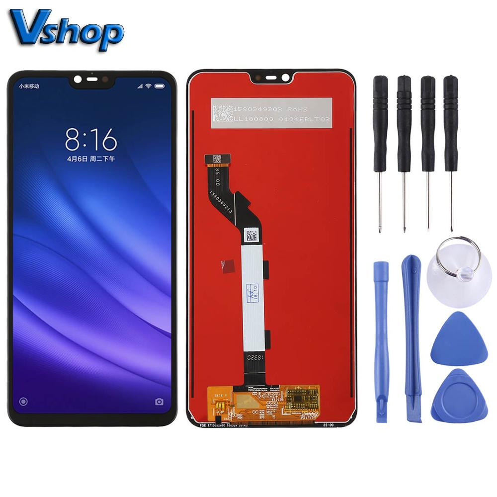 For xiaomi Mi 8 Lite LCD Screen and Digitizer Full Assembly for Xiaomi Mi 8 Lite Replacement Parts-in Mobile Phone LCD Screens from Cellphones & Telecommunications on AliExpress - 11.11_Double 11_Singles' Day 1