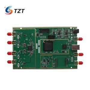 Image 4 - TZT 70MHz 6GHz 10DBM البرمجيات تعريف راديو B210 SDR مجلس الاكريليك قذيفة متوافق مع USB3.0 متوافق مع USRP B210