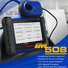 Autel MaxiIM IM508 & XP400 PRO OBD2 All System Daignostic Scanners IMMO Keys Programming