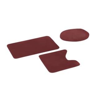 Image 3 - 3 stücke Bad Dusche Wasser Absorption Teppich Non Slip Fisch Skala Bad Matte Set Küche Wc Teppiche Matten Boden teppich Fußmatten Decor